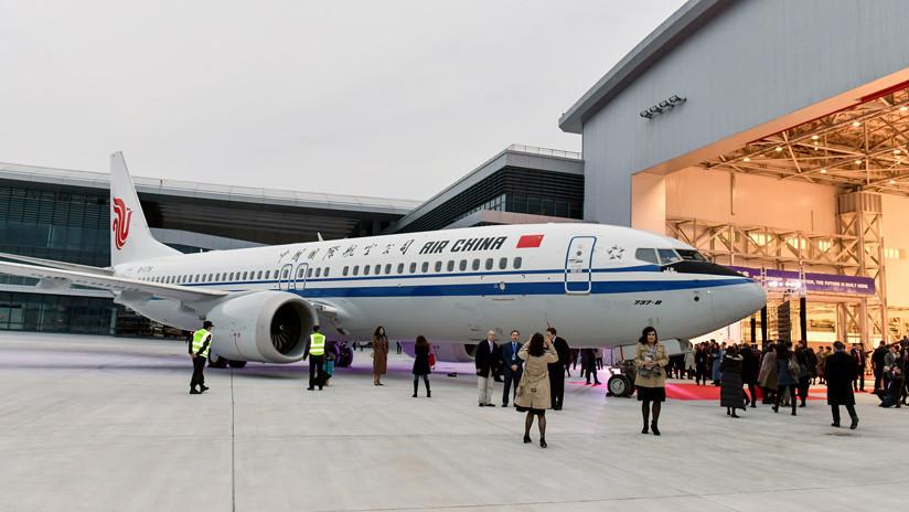 La aerolínea China Eastern pide a Boeing una compensación por la puesta en tierra de los 737 MAX