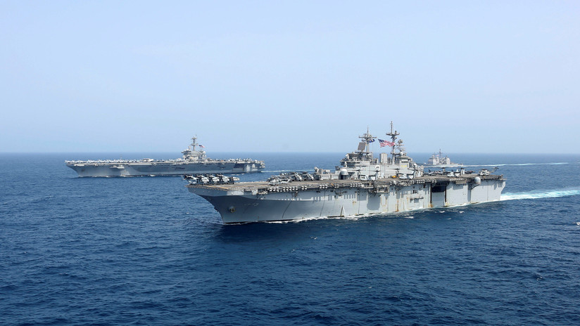 Trump enviará 1.500 militares al Medio Oriente por tensión con Irán
