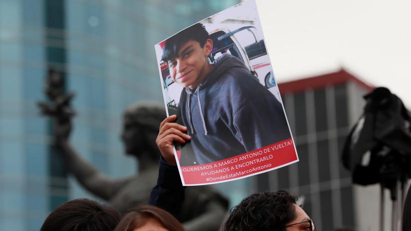 """Tribunal constata que hubo """"desaparición forzada"""" en el caso del joven detenido por policías hace un año en México"""