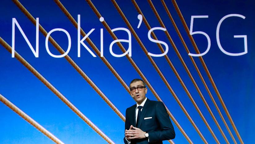 Nokia ve posibles beneficios en las sanciones contra Huawei en plena carrera por el 5G