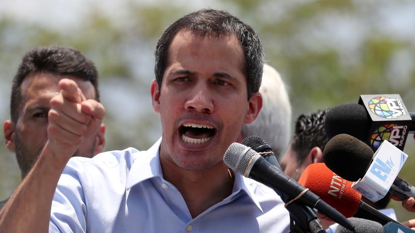Guaidó rechaza la propuesta de elecciones legislativas hecha por el presidente de Venezuela