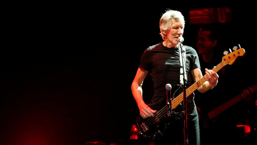 """""""¿Dónde están los titulares?"""": Roger Waters apunta al """"hedor a rata"""" en Duma tras un informe de la OPAQ"""