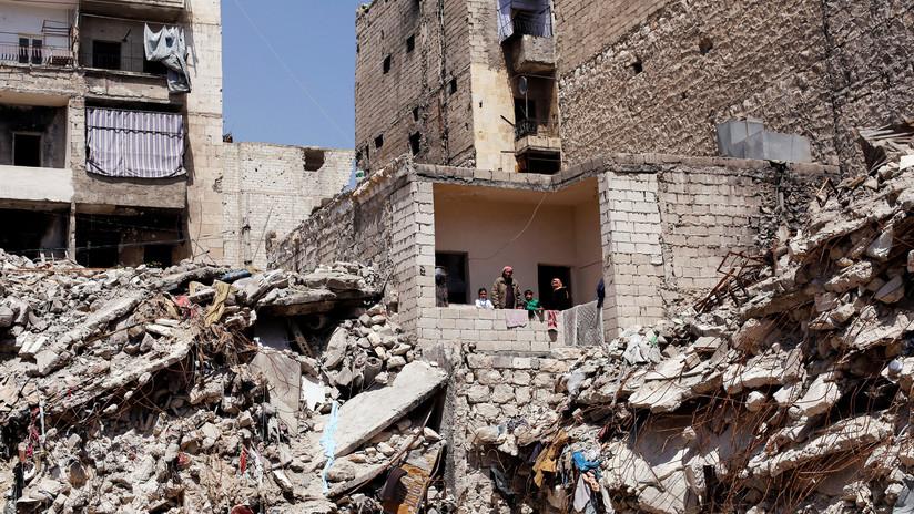 """Enviado especial de EE.UU. en Siria: """"Hasta ahora no podemos confirmar el uso de armas químicas en Idlib"""""""