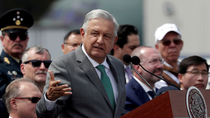 """López Obrador afirma que la construcción de la nueva refinería es cuestión de """"seguridad nacional y soberanía"""""""