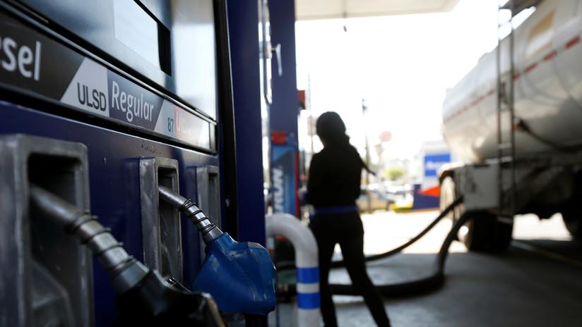 VIDEO: Incendio en una gasolinera de México mientras llenaban un galón con combustible frente a una niña
