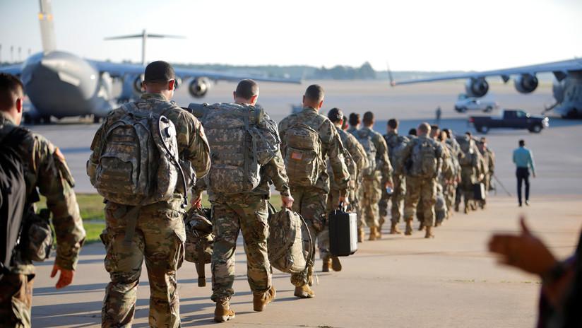 Reportan que EE.UU. evalúa enviar hasta 10.000 tropas más a Oriente Medio para reforzar las defensas contra Irán