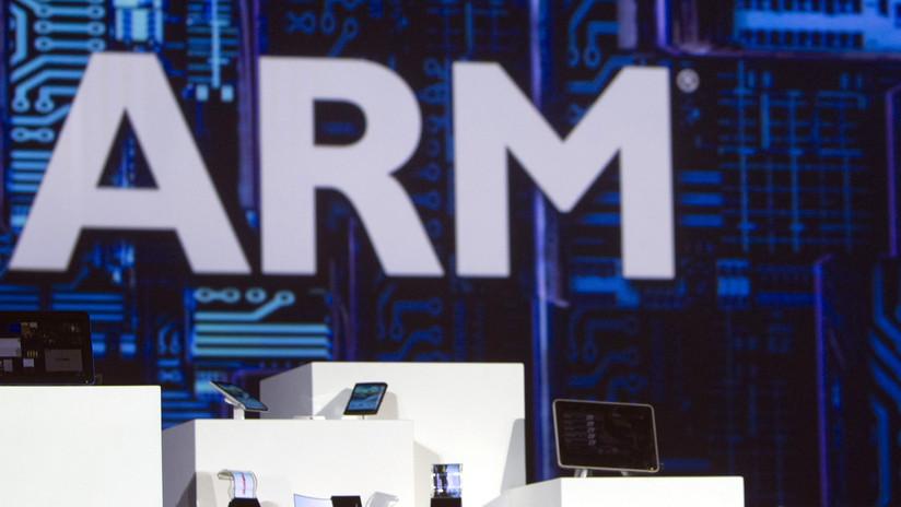 El gigante británico del diseño de chips suspende sus negocios con Huawei