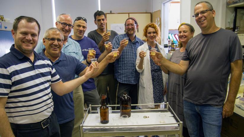 VIDEO: Científicos recrean una cerveza de más de 5.000 años de antigüedad y la prueban
