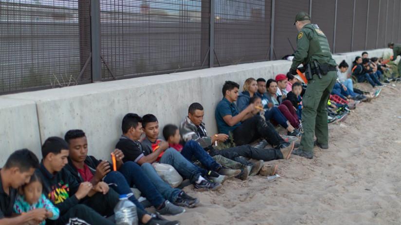 El Pentágono construirá campamentos para 7.500 migrantes en la frontera con México