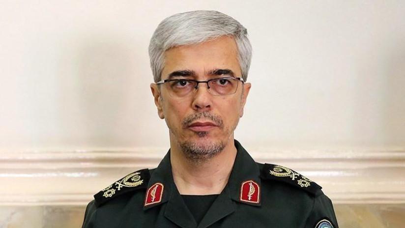 """Estado Mayor de Irán: """"Las condiciones de enfrentamiento con EE.UU. llaman a los iraníes a la yihad"""""""