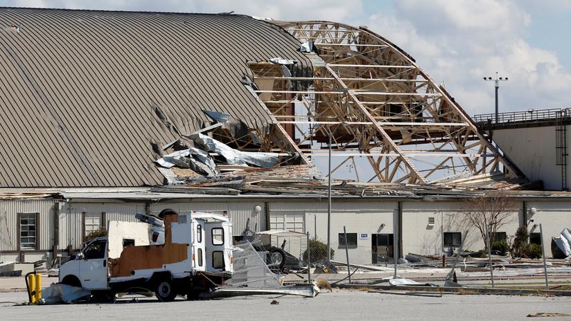 Predicen hasta 4 huracanes mayores en el Atlántico durante la temporada del 2019