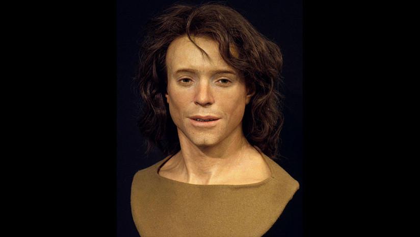 FOTO: Así era la enigmática sonrisa de un hombre que vivió hace 1.300 años