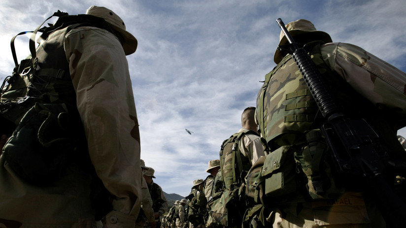 El Pentágono anuncia que EE.UU. podría enviar más tropas a Oriente Medio