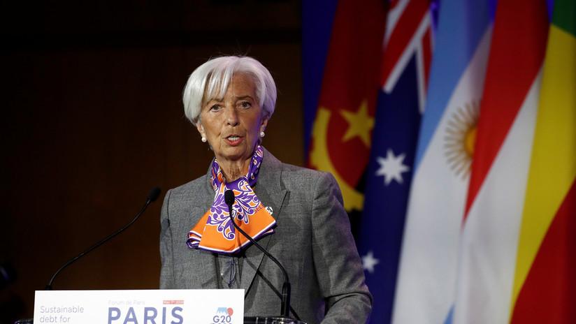 López Obrador se reunirá en México con la directora del Fondo Monetario Internacional