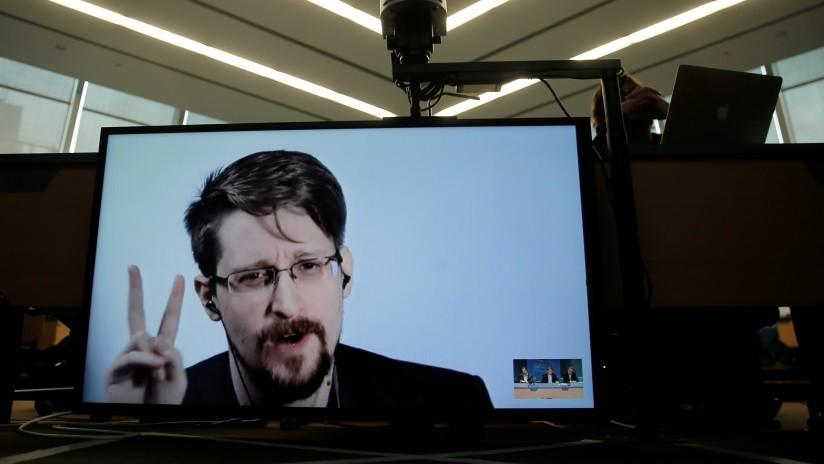 """""""Guerra contra el periodismo"""": Snowden repudia los cargos presentados por EE.UU. contra Assange"""
