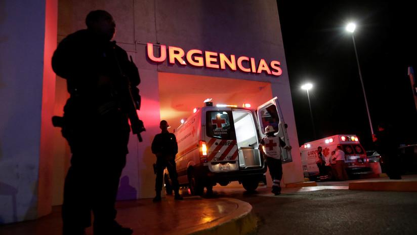 Un grupo armado irrumpe en un hospital para 'rematar' a un hombre herido de bala en México