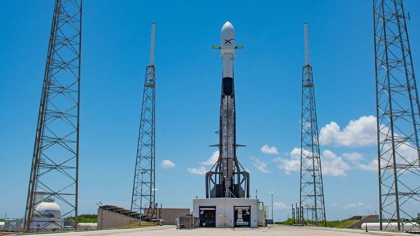 SpaceX lanza su cohete Falcon 9 con 60 satélites que formarán parte de la red global de Internet