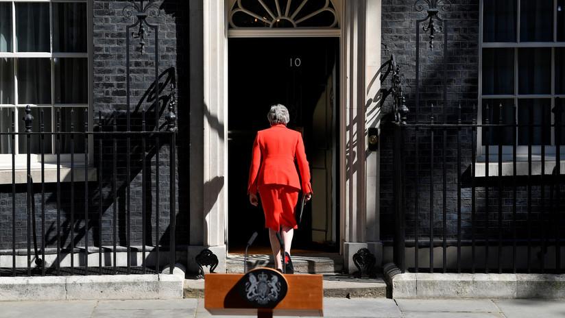 Secretario de Salud británico quiere suceder a Theresa May