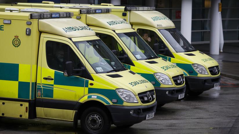 """Seis niños hospitalizados tras un """"grave incidente"""" en el Reino Unido"""