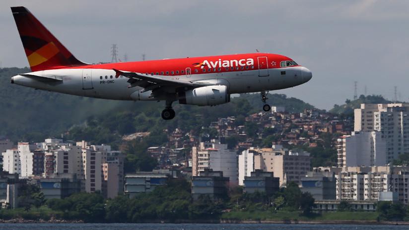 Brasil suspende cautelarmente todas las operaciones de la aerolínea Avianca por motivos de seguridad