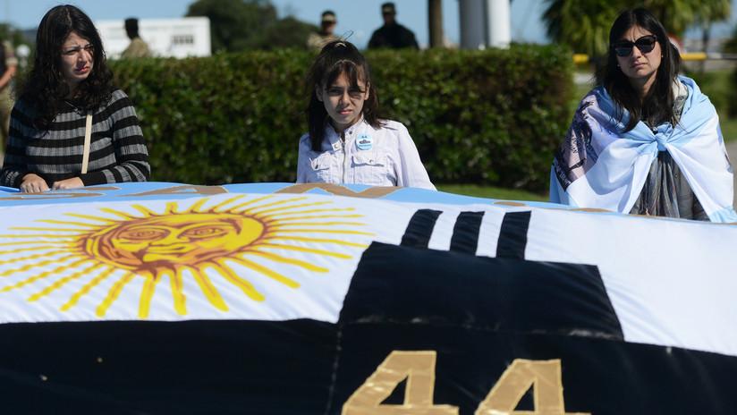 """Familiares de víctimas del ARA San Juan demandan al ministro de Defensa argentino por """"intentar culpar a la tripulación"""" del hundimiento"""