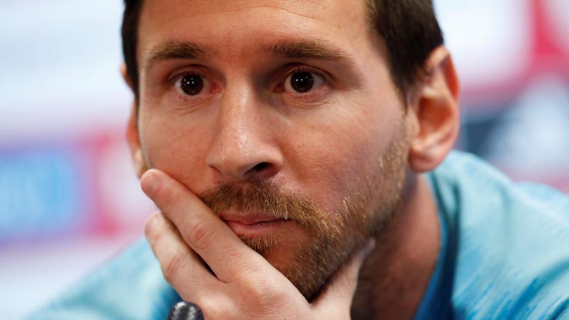 """""""Fue un golpe muy duro"""": Messi aún no se repone de la eliminación del Barcelona ante el Liverpool en la Champions"""