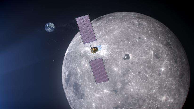 La NASA firma el primer contrato de construcción de la estación lunar