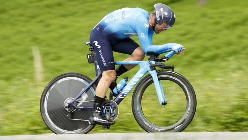 FOTOS: Ciclista español muestra efectos impactantes en sus piernas durante el Giro de Italia 2019