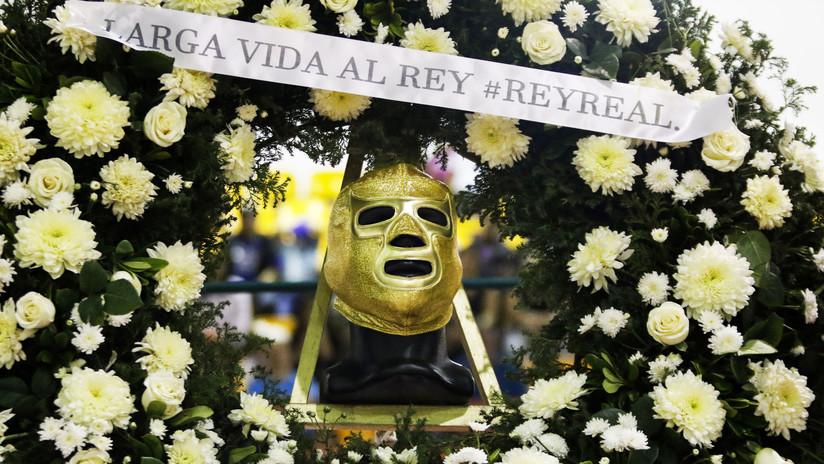 Autopsia confirma que el luchador mexicano Silver King murió de un infarto y descarta que tuviera problemas de salud