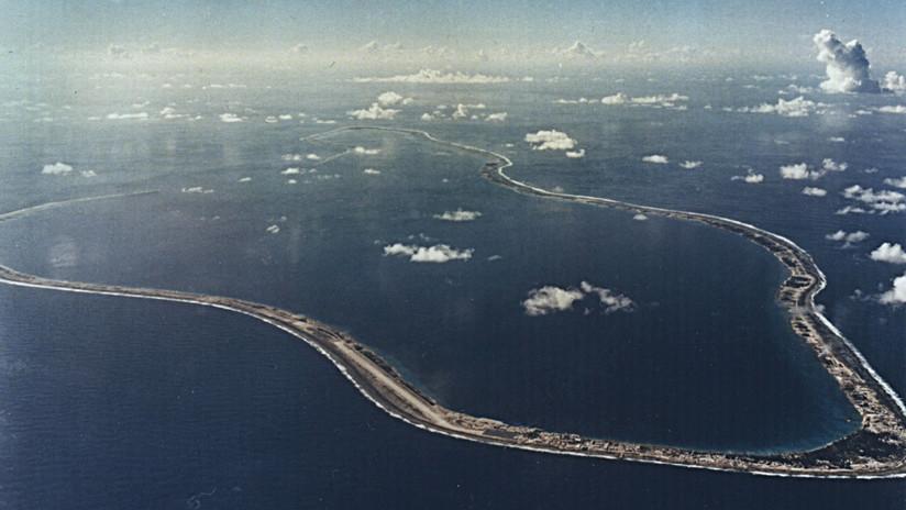 """Francia reconoce que """"obligó"""" a la Polinesia """"a contribuir"""" asus ensayos nucleares durante 30 años"""
