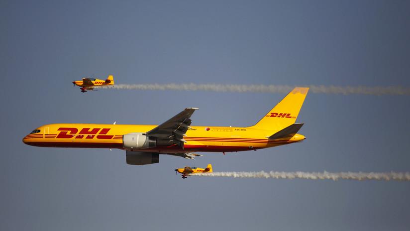 DHL anuncia la suspensión parcial de sus servicios de transporte entre Venezuela y EE.UU.