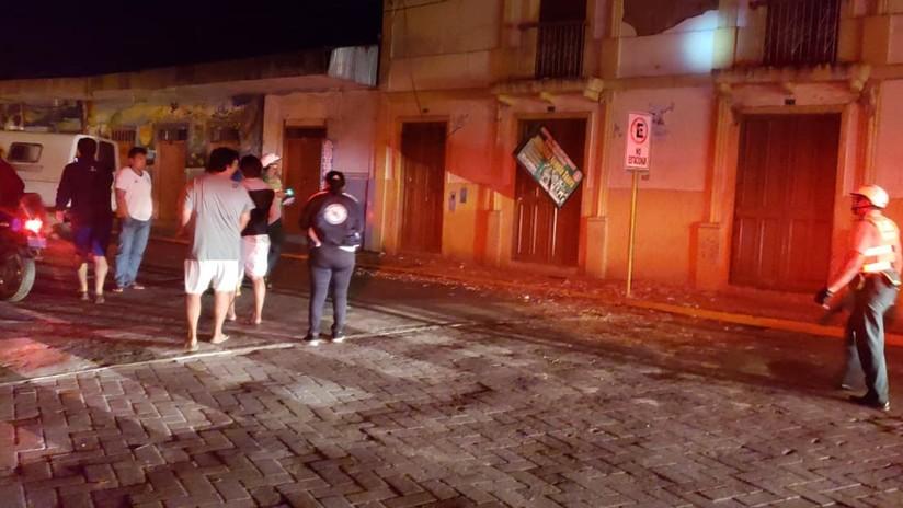 Sismo de 4.8 grados remece Lima y Callao