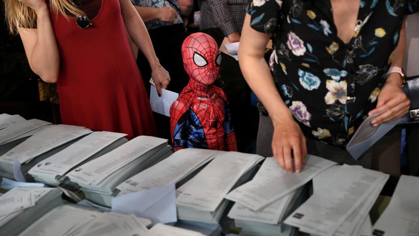 Las proyecciones oficiales dan la victoria al Partido Popular Europeo en las elecciones a la Eurocámara
