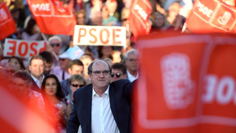 Un sondeo a pie de urna da la victoria a los socialistas en la Comunidad de Madrid