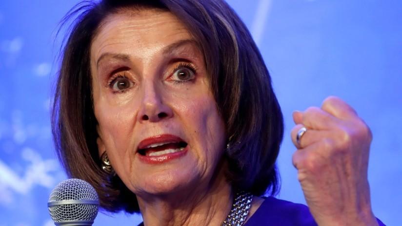 Facebook se niega a eliminar un video viral falso de Nancy Pelosi 'borracha'