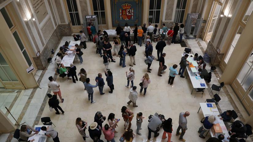 Los socialistas son los más votados en la región de Madrid, pero no suman para gobernar