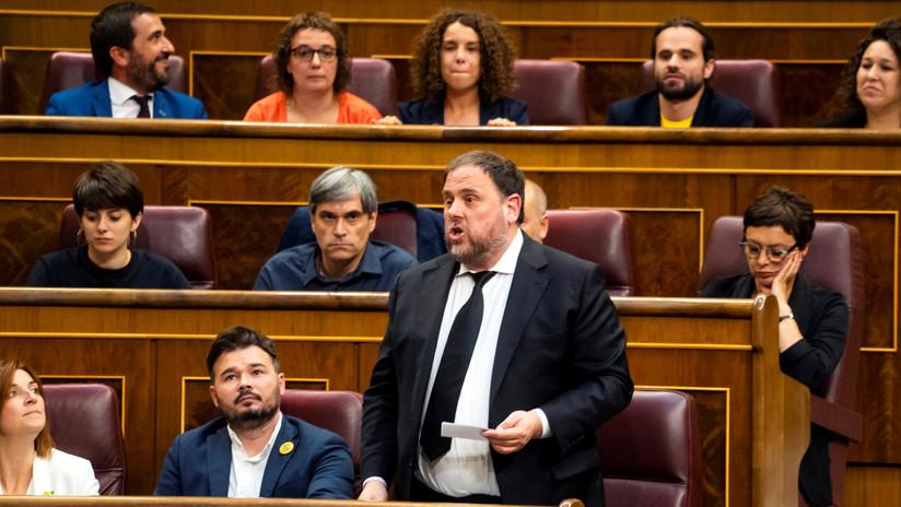 La Fiscalía española mantendrá la acusación de rebelión contra los líderes independentistas catalanes