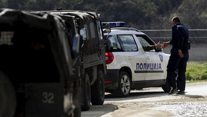 Liberan a un miembro ruso de una Misión de la ONU detenido en Kósovo durante una operación policial