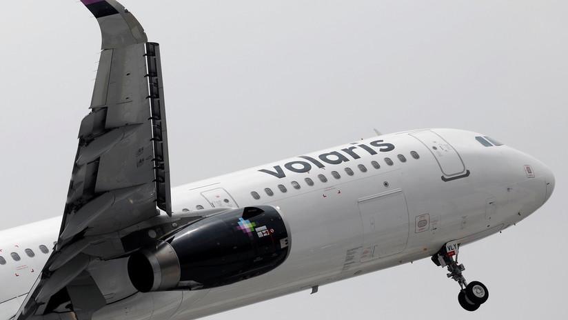El vuelo comercial en el que viajaba López Obrador sufre un incidente menor durante el aterrizaje