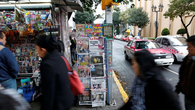 Se inflama en México la polémica por la lista de periodistas pagados por Peña Nieto