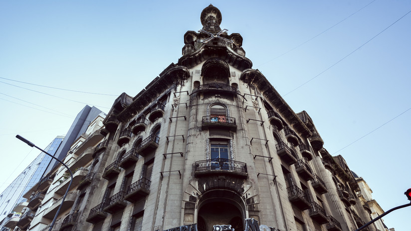 FOTOS: Los tesoros ocultos de la emblemática confitería El Molino de Buenos Aires