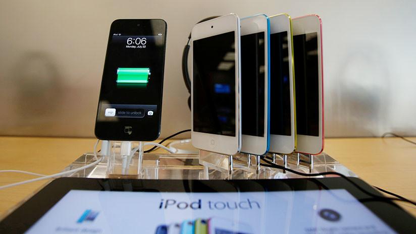 Apple lanza un nuevo iPod Touch por primera vez desde 2015