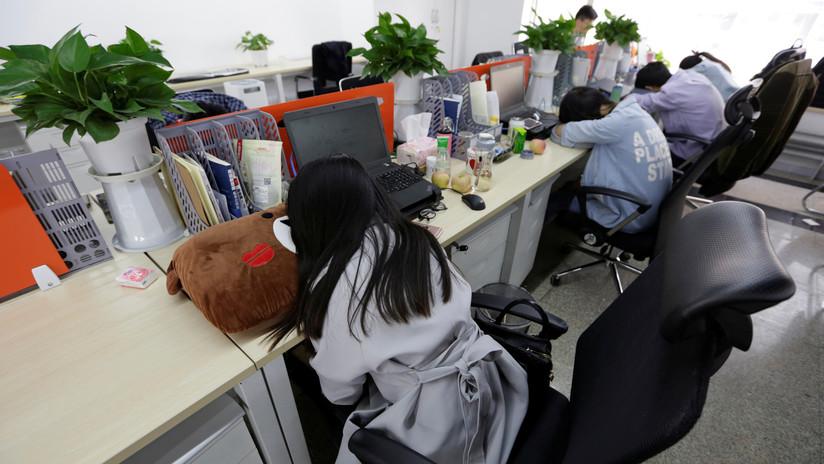 La OMS define el síndrome del trabajador quemado como trastorno laboral