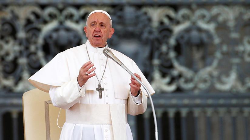 """El papa Francisco cree que """"el diablo le tiene bronca a México"""""""