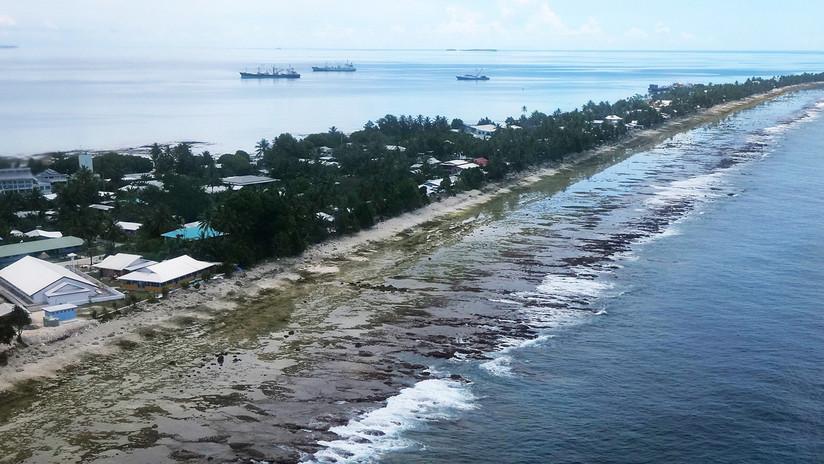 Así es el país del Pacífico que podría desaparecer por culpa del cambio climático