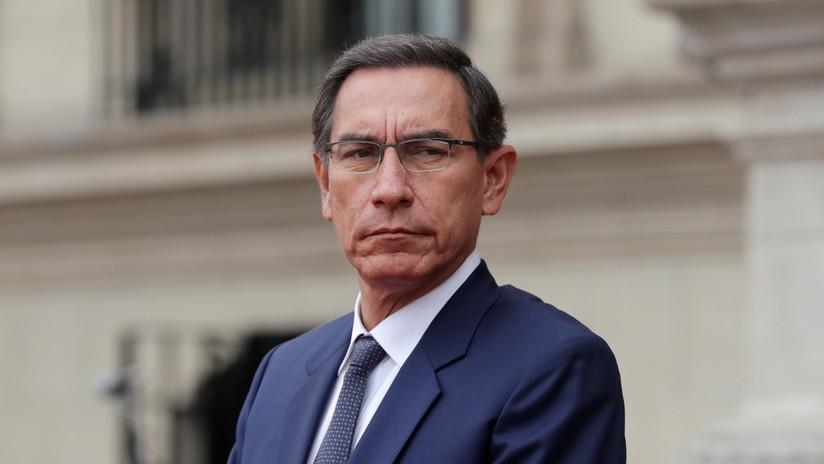 El presidente de Perú plantea disolver el Congreso si se mantiene el bloqueo a la reforma política