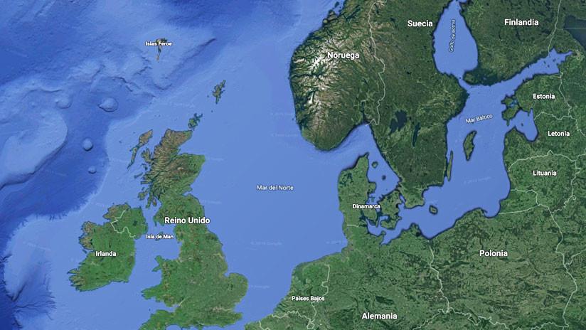 Descubren restos de una posible civilización de hace 10.000 años en las profundidades del mar del Norte