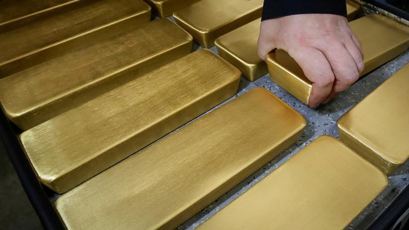 Serbia y Filipinas se unen a la tendencia mundial de comprar oro y se alejan más del estándar del dólar