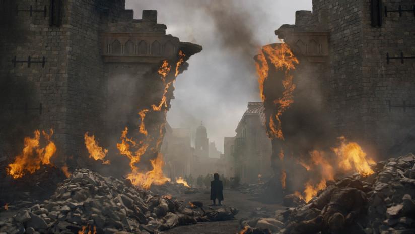 FOTO: Seguidores de 'Juego de tronos' descubren un error garrafal en la octava temporada