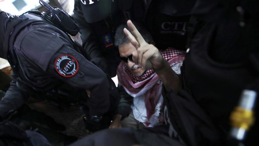 La Fiscalía colombiana pone en libertad al exlíder de las FARC Jesús Santrich